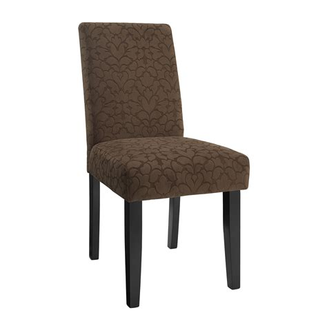 Grey Parsons Chair - linon charcoal gray upton parsons chairs set of two