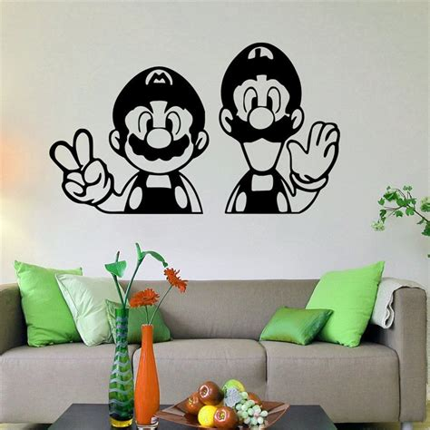 home decor wall decals mario home decor wall decals american wall decals