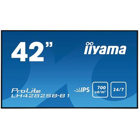 Iiyama Prolite LH4282B « Monitor