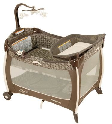 graco baby bed going crazy over baby stuff becoming a yummy mommy