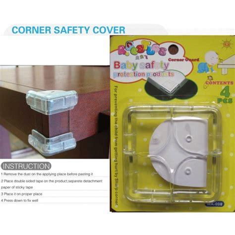 Meja Plastik Kecil jual pengaman sudut bahan plastik kotak melindungi si kecil dari sudut meja bunda alya