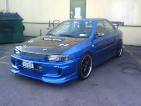 Subaru Sti Custom Custom Subaru Wrx Sti Car Click Here To Rate Or