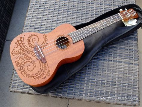 luna tattoo concert ukulele review got a ukulele
