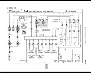 fujitsu ten car radio stereo audio wiring diagram the knownledge