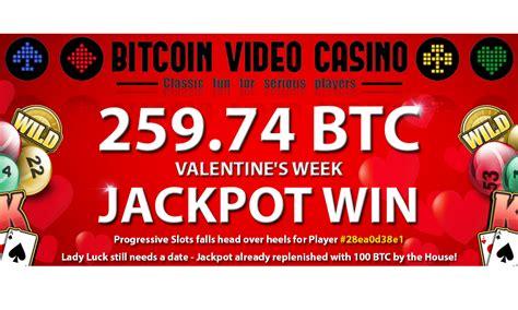 bitcoin jackpot bitcoin video casino makes headlines offering 259 74 btc