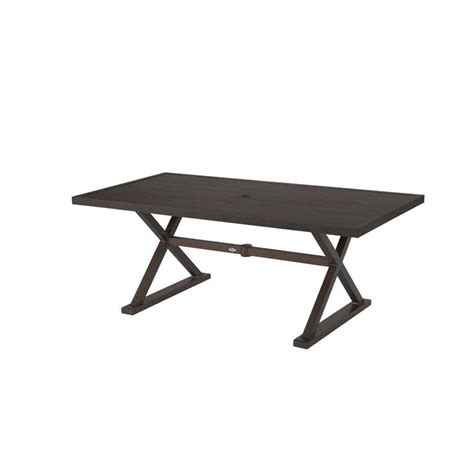 Home Depot Patio Dining Table by 1000 Ideas About Hton Bay Patio Furniture On