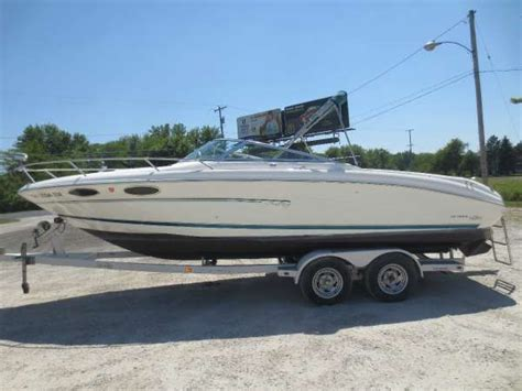 jet boat for sale sandusky ohio sea ray new and used boats for sale in ohio
