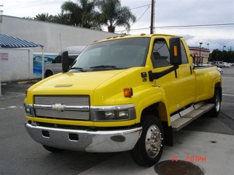 buy   chevy kodiak  duramax pickup truck