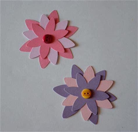 fiori con cartoncino fiori in cartoncino su misshobby