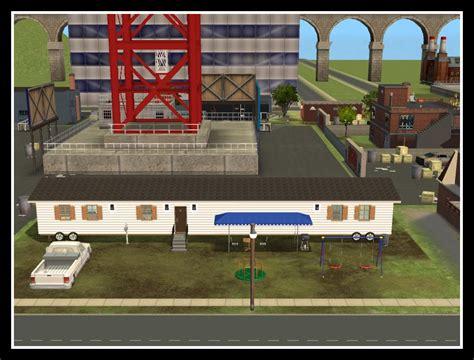 mod the sims affordable 2 bedroom mobile home for sale mod the sims affordable 2 bedroom mobile home for sale