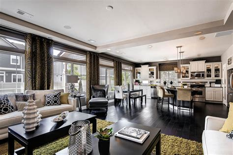 Floor And Decor Denver the yampa contemporary family room denver by