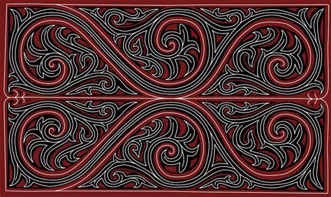 Topi Kain America By Liloparty alfania p m nazara kumpulan gambar ornamen batak