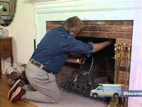 fireplace seals the chimney and stops drafts