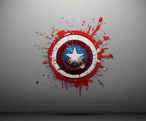 captain america broken shield wallpaper 25 best ideas about captain america wallpaper on