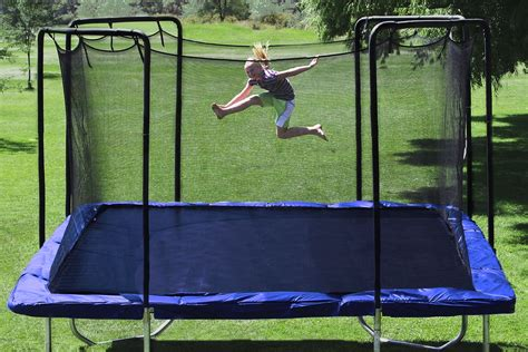 How to buy a trampoline without killing your homeowner's