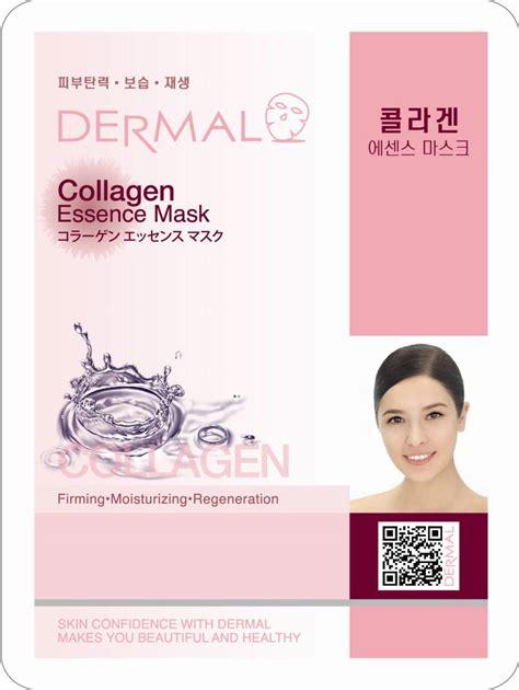 Dermal Pomegranate Collagen Essence Mask dermal collagen essence mask dermal korea co ltd