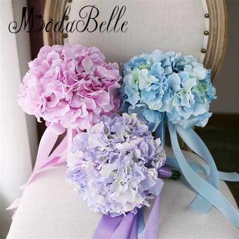 Purple Wedding Bouquets For Sale by Aliexpress Buy Modabelle Cheap Pink Purple Wedding
