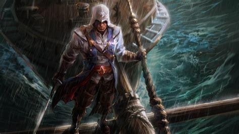 Assassins Creed Fan Art HD Wallpaper   WallpaperFX