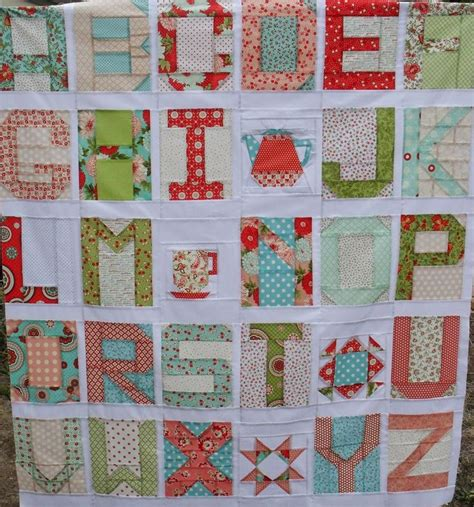 How Do You Spell Quilt by 181 Beste Afbeeldingen Abc Letter Quilts Op