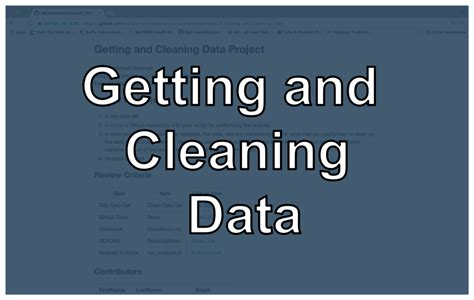 a data scientist s guide to acquiring cleaning and managing data in r books getting and cleaning data jhu coursera course 3