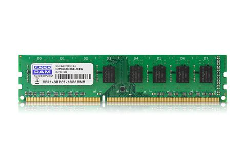 Ram 4gb Ddr3 Sdram memory modules goodram ddr3