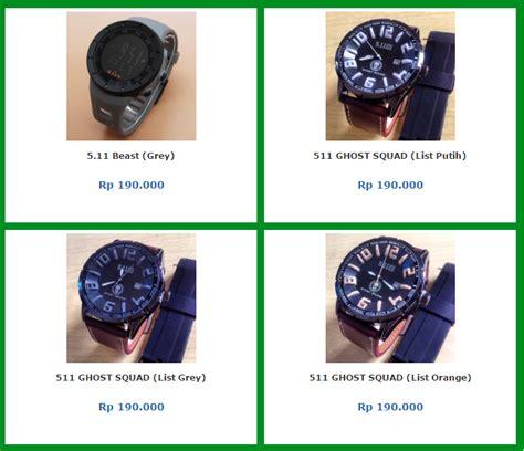 Jam Tangan 5 11 Tactical daftar harga jam tangan 511 tactical terbaru tahun ini