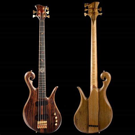 Handmade Basses - custom bass borysthenis image gallery xylem basses