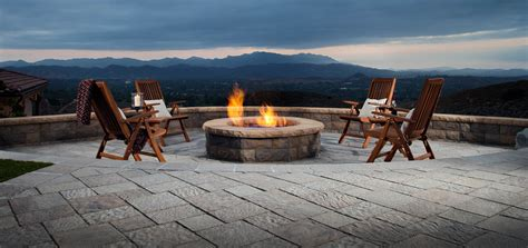 belgard patio pavers belgard concrete pavers from patio warehouse in orange