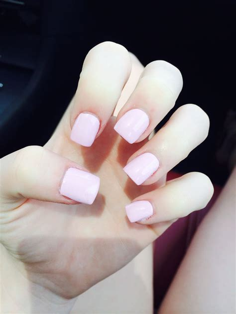 how to shorten lights light pink acrylic nails hair nails makeup