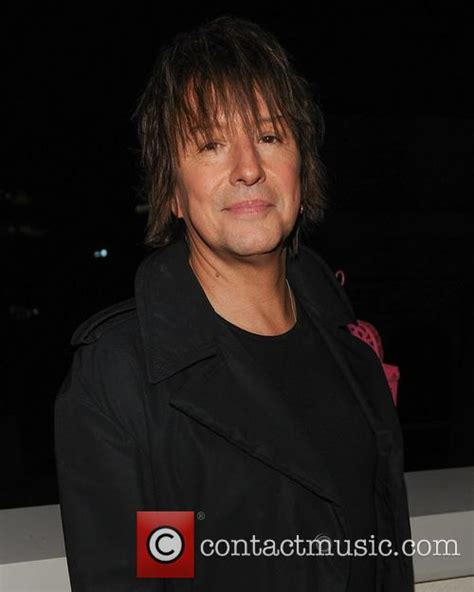 Richie In Rehab For Two Issues by Richie Sambora News Photos And Contactmusic