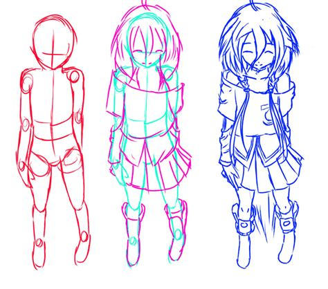 how to draw anime everything drawing on anime poses pose