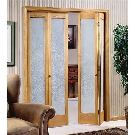 interior bifold glass doors bifold doors interior lowes interior exterior