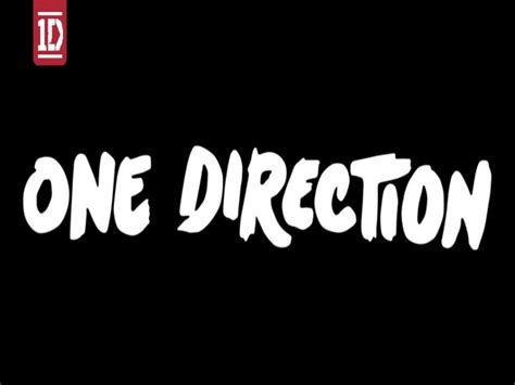 Logo One Direction 01 powerpoint of what we want one direction