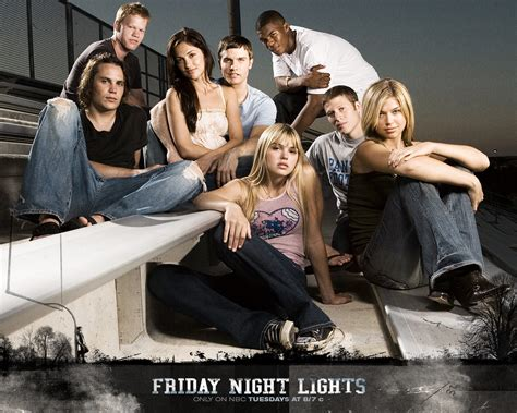 friday night lights tv series football vs basketball her cus