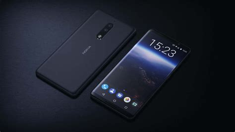 concept design nokia price nokia vision 2018 concept shows curved screen matte