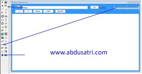 cara membuat web browser sendiri dengan vb cara membuat web browser sendiri dengan vb 6 cara mudah