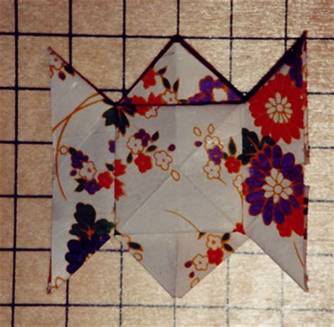 Origami Knot - knot origami 171 embroidery origami