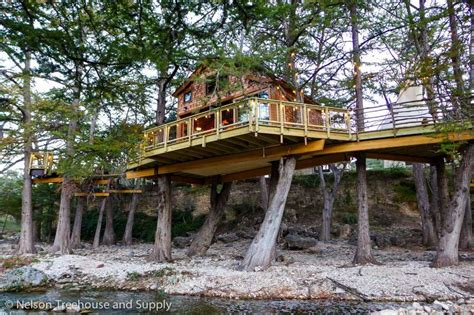 real treehouse animal planet stops in texas for its treehouse masters