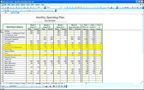 personal finance tracker personal financial planning
