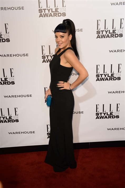 2007 Style Awards Allen by Lilly Allen Style Awards 2014 03 Gotceleb
