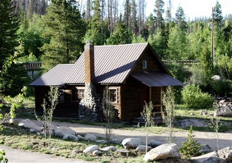 Cabins Grand Lake Co by Paintbrush Cabin Exterior Picture Of Colorado Cabin