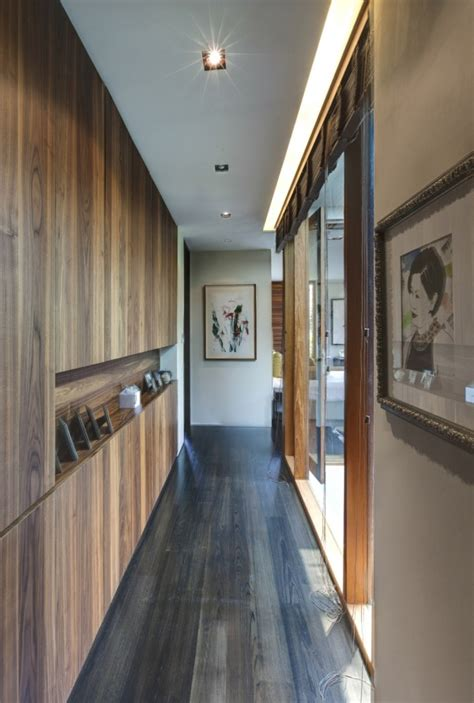 nature house design modern hallway in nature house ideas
