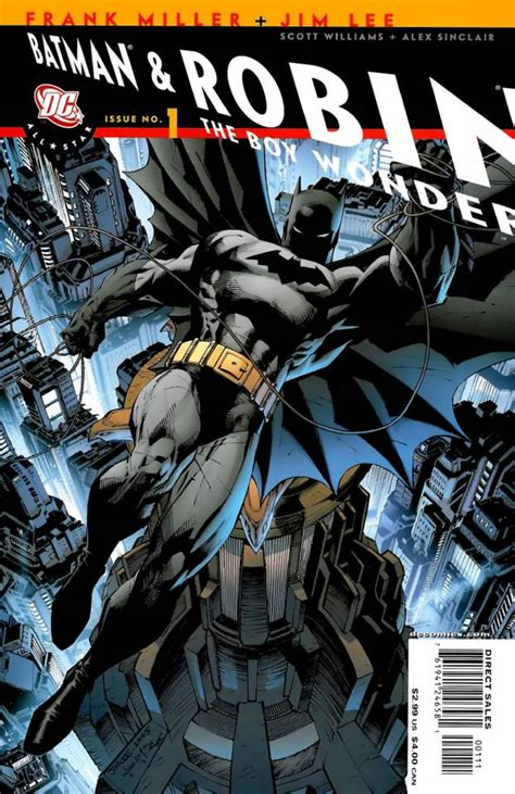 all star batman volume 1401274439 all star batman robin the boy wonder volume comic vine