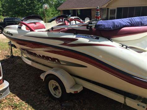 1999 seadoo challenger 1800 sea doo challenger 1800 1999 for sale for 3 800 boats