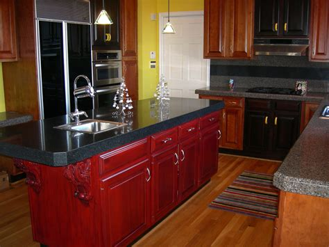 How Much Does It Cost To Restain Kitchen Cabinets by How Much Does It Cost To Stain Kitchen Cabinets