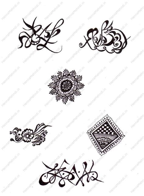temporary tribal tattoo henna easy designs tribal makedes