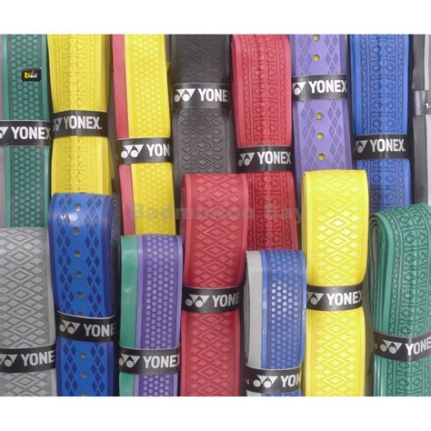 Original Yonex Replacement Grip Yonex 1 out of stock yonex acetec ac series pu replacement grip 6 pieces in assorted