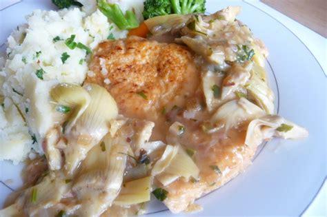 Se Chi Cuen Tea Box Besar chicken with artichoke hearts recipe food