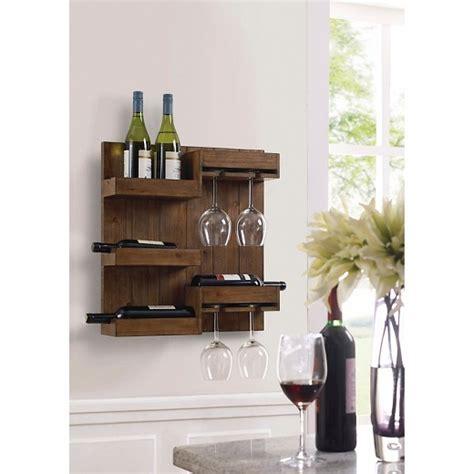 wall bar wall mounted bar rack 20 quot x22 quot target