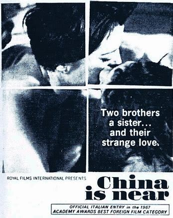 film china is near movie la cina 232 vicina china is near 1967
